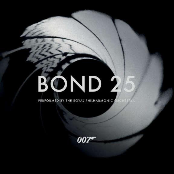Royal Philharmonic Orchestra Bond 25 LP 2021