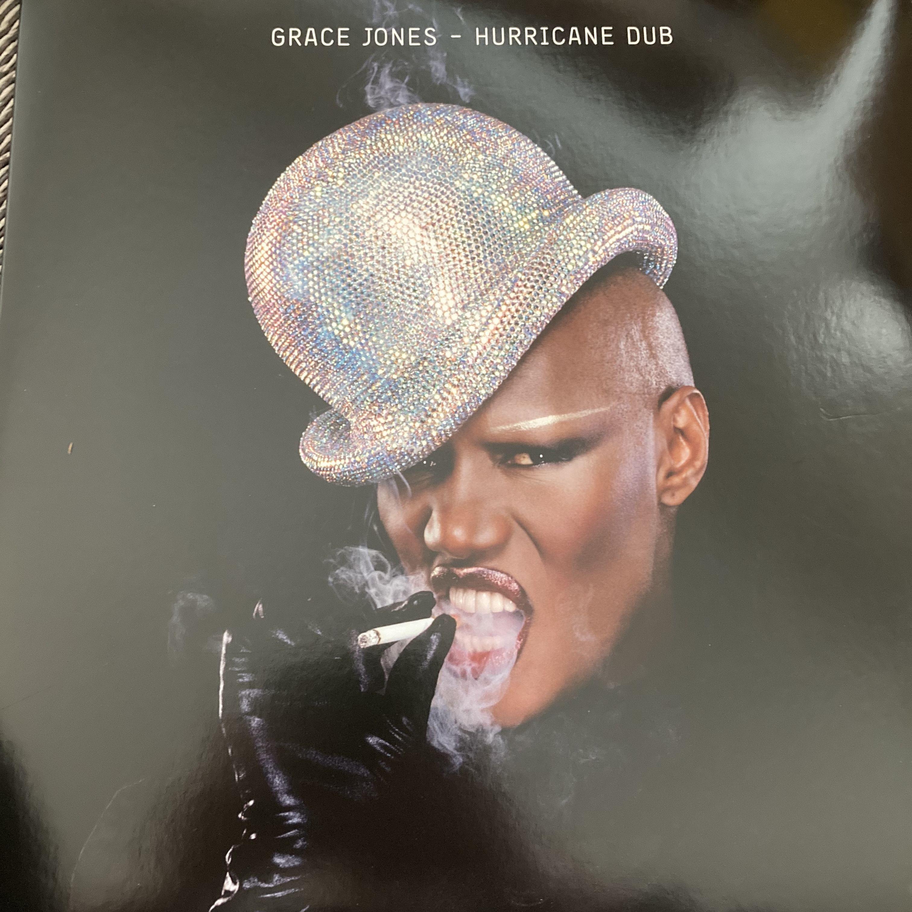 Grace Jones  Hurricane Dub LP undefined
