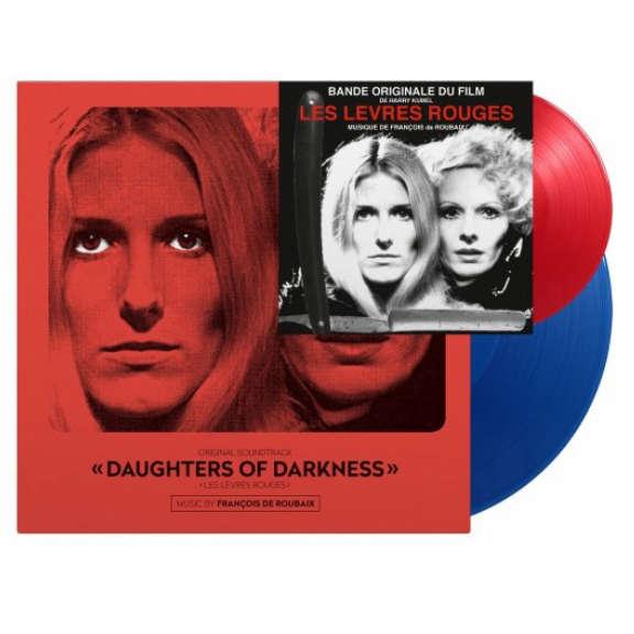 François de Roubaix (various artists) Soundtrack : Daughters of Darkness (50th anniversary) (coloured) LP 2021
