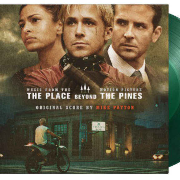 Mike Patton (various artists) Soundtrack : Place Beyond the Pines (coloured) LP 2021