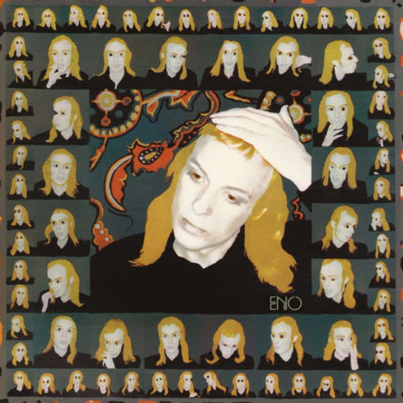 Brian Eno Taking Tiger Mountain (By Strategy) LP 2017