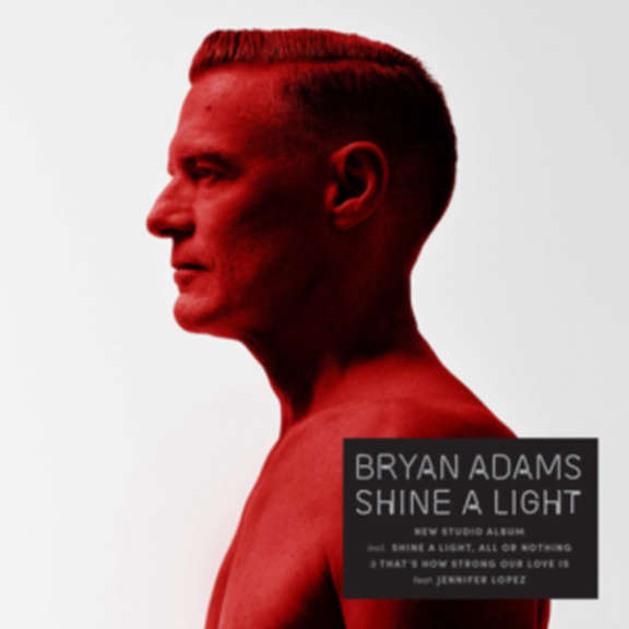 Bryan Adams Shine A Light LP 2019