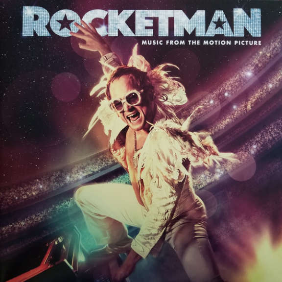 Various Soundtrack : Rocketman LP 2019
