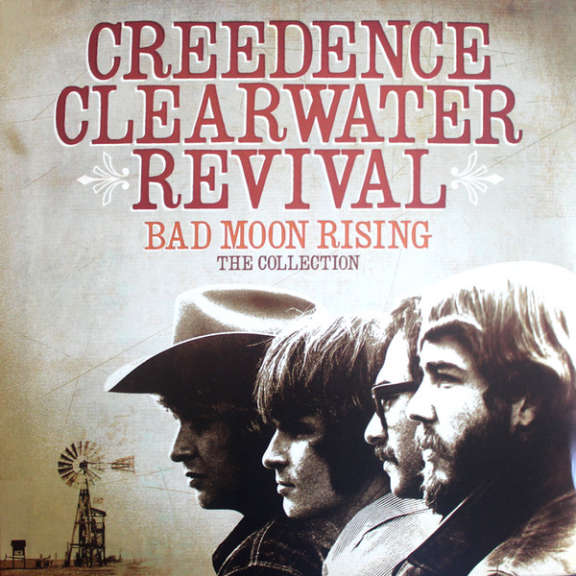 Creedence Clearwater Revival Bad Moon Rising - The Collection LP 2019