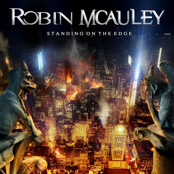 Robin McAuley Standing On The Edge (coloured) LP 2021