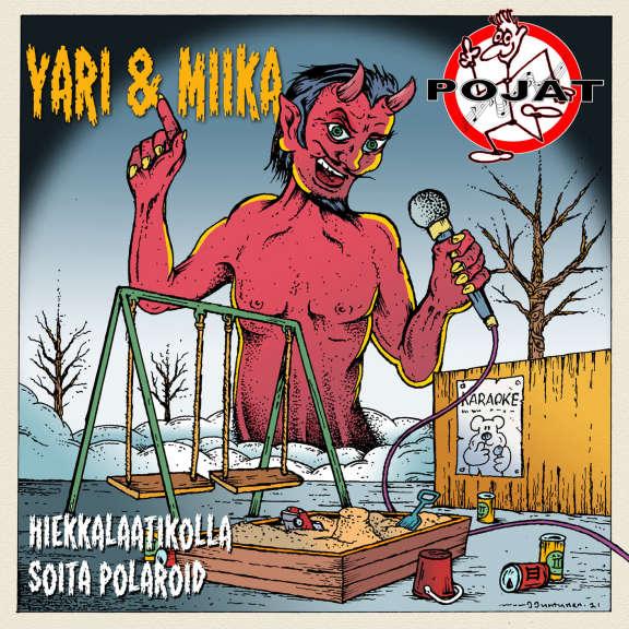 Yari & Miika Hiekkalaatikolla / Soita Polaroid 7 tuumainen 2021