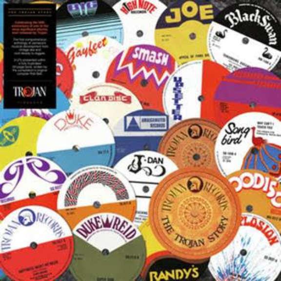 Various The Trojan Story LP 2021