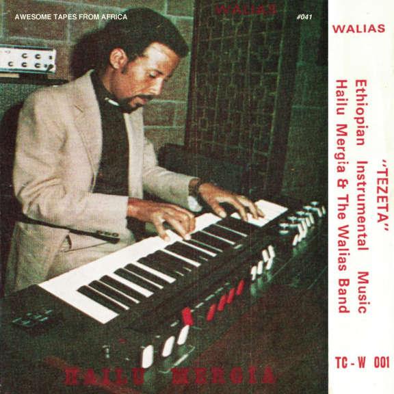 Hailu Mergia And The Walias Band Tezeta LP 2021