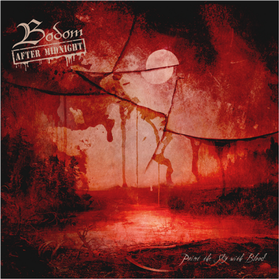 Bodom After Midnight Paint The Sky With Blood LP 2021