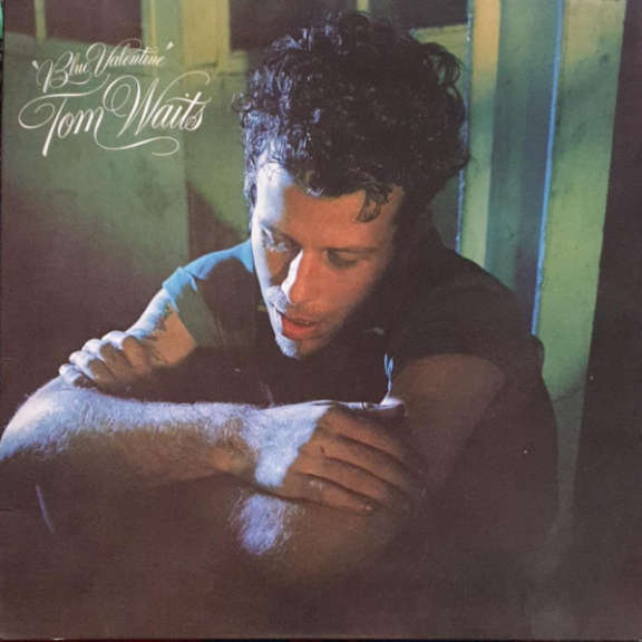 Tom Waits Blue Valentine LP 0
