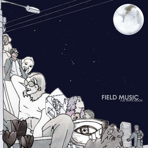 Field Music Flat White Moon (coloured) LP 2021