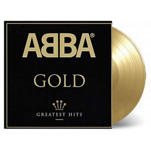 ABBA Gold (coloured) LP 2021