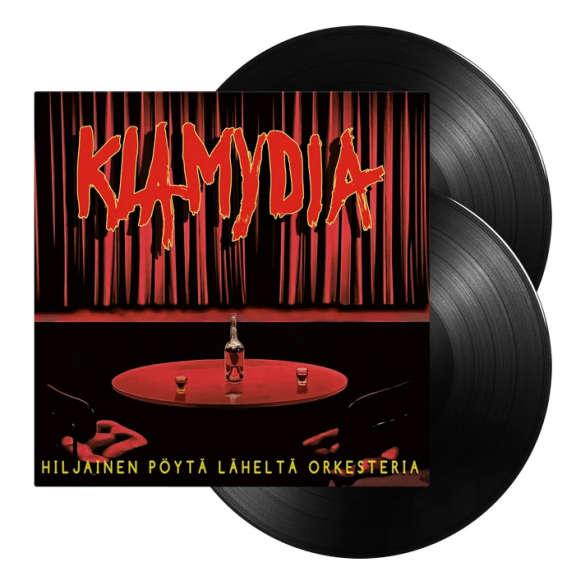Klamydia Hiljainen Pöytä Läheltä Orkesteria LP 2021