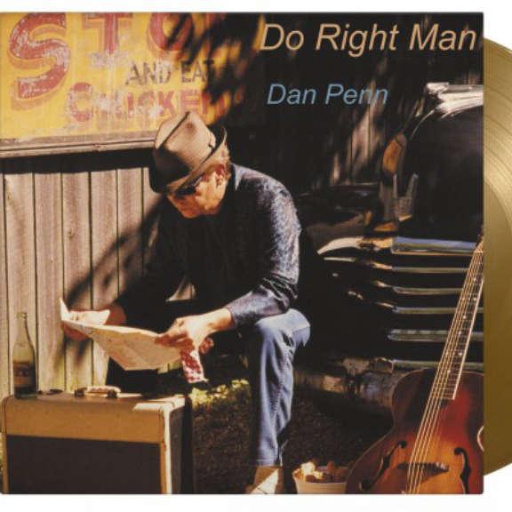 Dan Penn Do Right Man (coloured) LP 2021