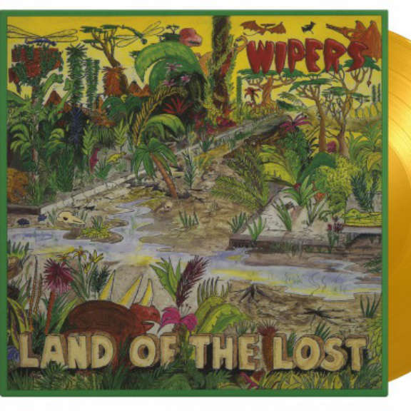 Wipers Land Of The Lost (coloured) LP 2021