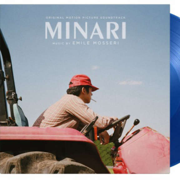 Emile Mosseri (various artists) Soundtrack : Minari (blue) LP 2021