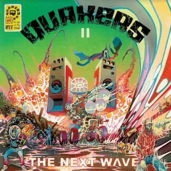 Quakers Quakers II: The Next Wave (coloured) LP 2021