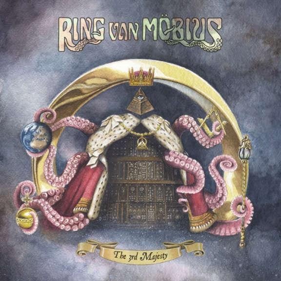 Ring Van Möbius 3RD Majesty (coloured) LP 2021