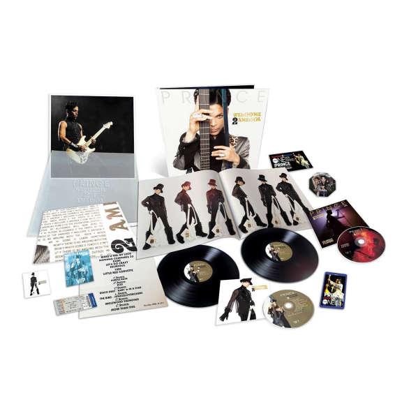 Prince Welcome 2 America  (box set) LP 2021