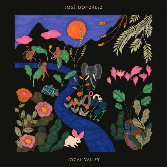 Jose Gonzalez Local Valley (black) LP 2021