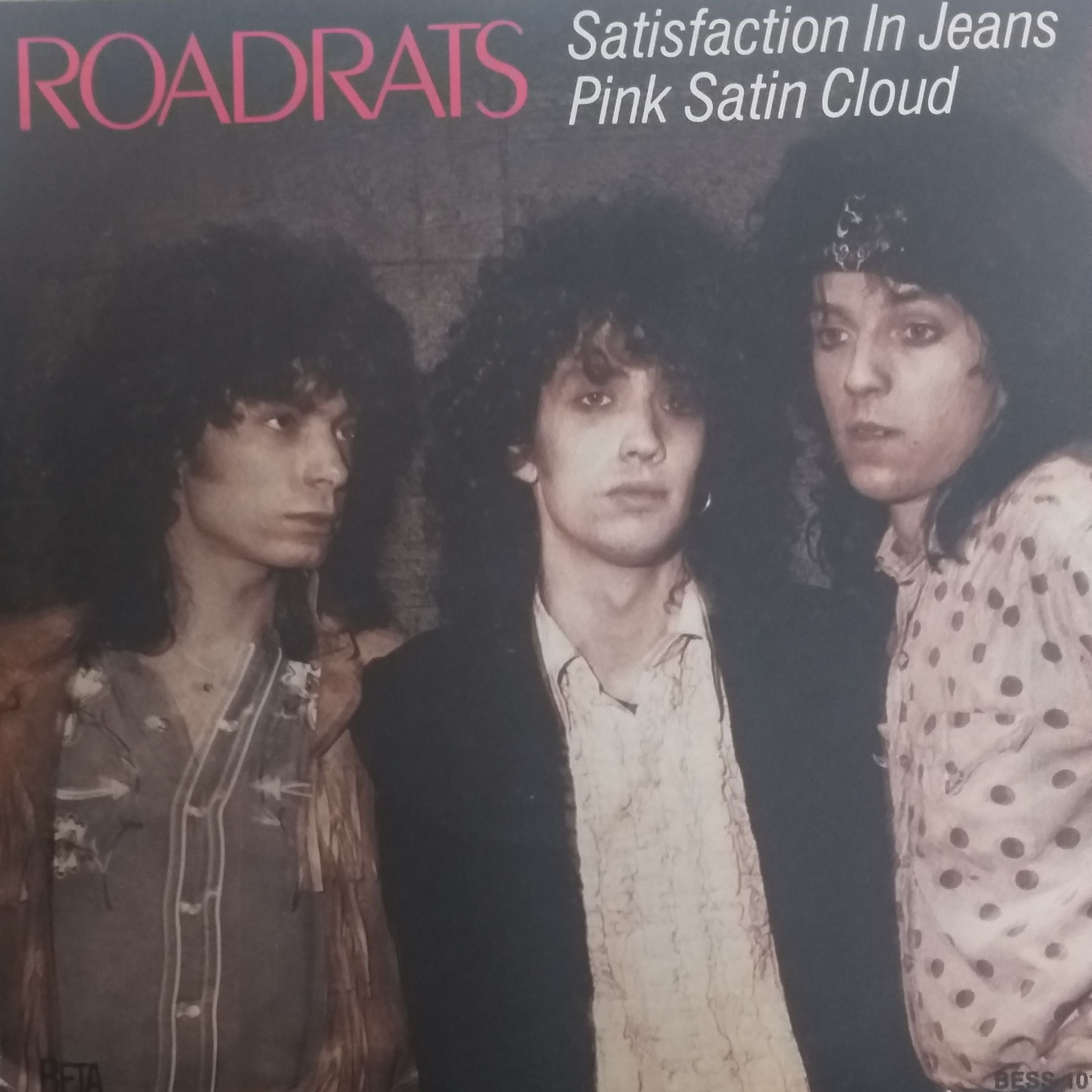 Roadrats Satisfaction in jeans LP undefined