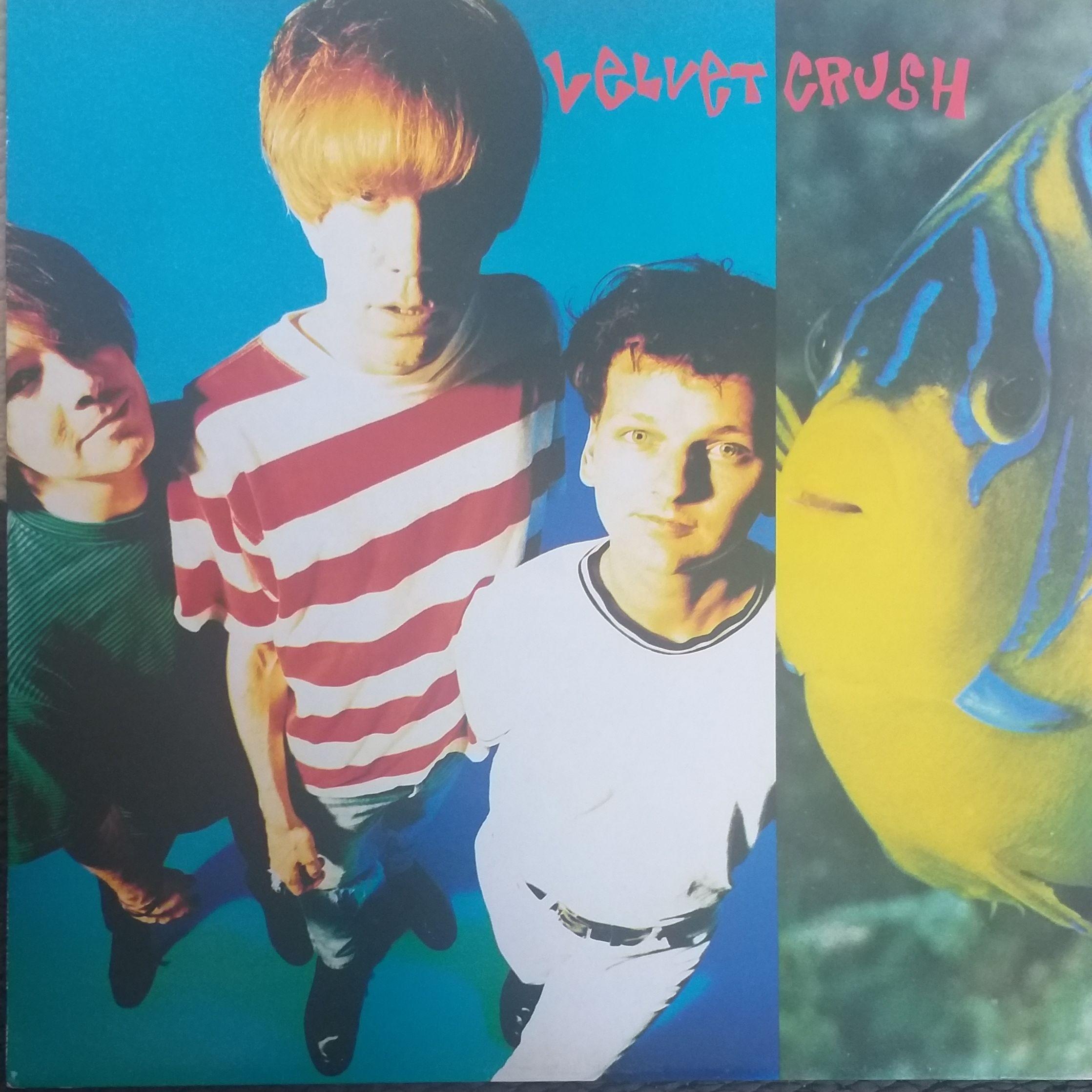 Velvet crush In the presence of greatness LP undefined