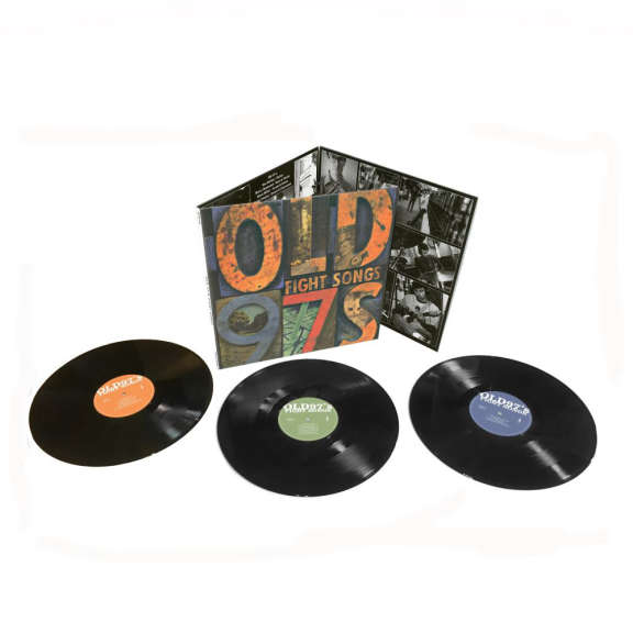 Old 97's Fight Songs LP 2021