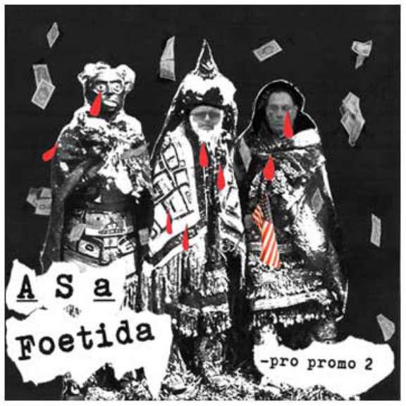 Asa Foetida -Pro Promo 2 Oheistarvikkeet 2009