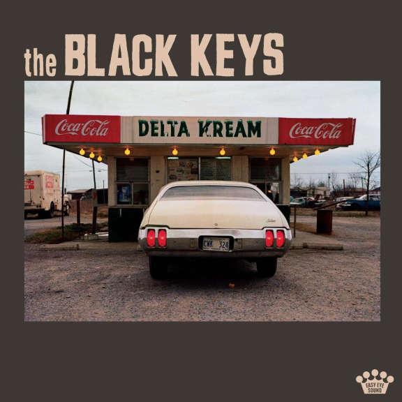 Black Keys Delta Kream (indie) LP 2021