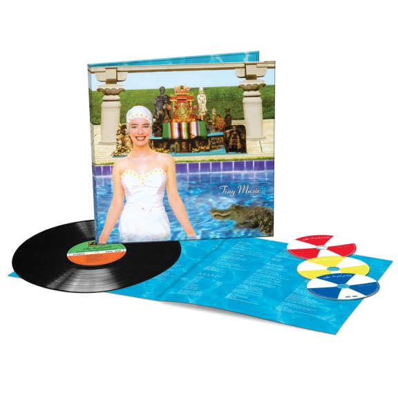Stone Temple Pilots Tiny Music...Songs From The Vatican Gift Shop (25th anniversary) LP 2021