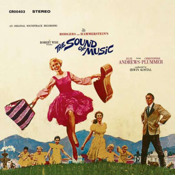 Various Soundtrack : The Sound Of Music LP 2021