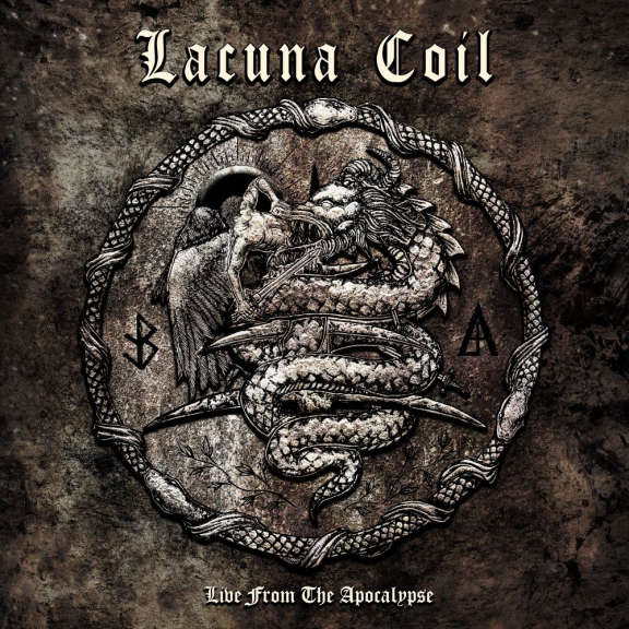 Lacuna Coil Live From The Apocalypse LP 2021