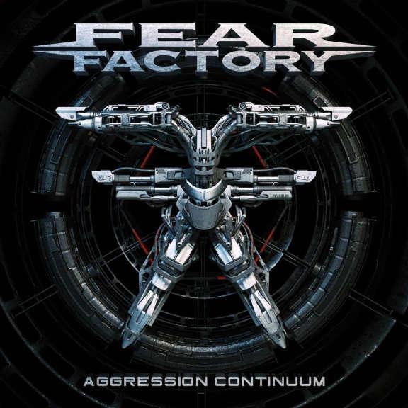 Fear Factory Aggression Continuum LP 2021