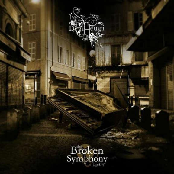 Degiheugi The Broken Symphony LP 2021