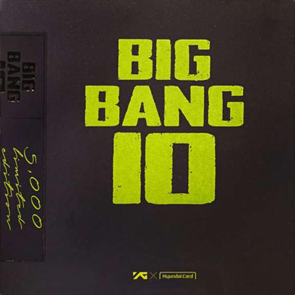 Bigbang Bigbang10 LP 2017