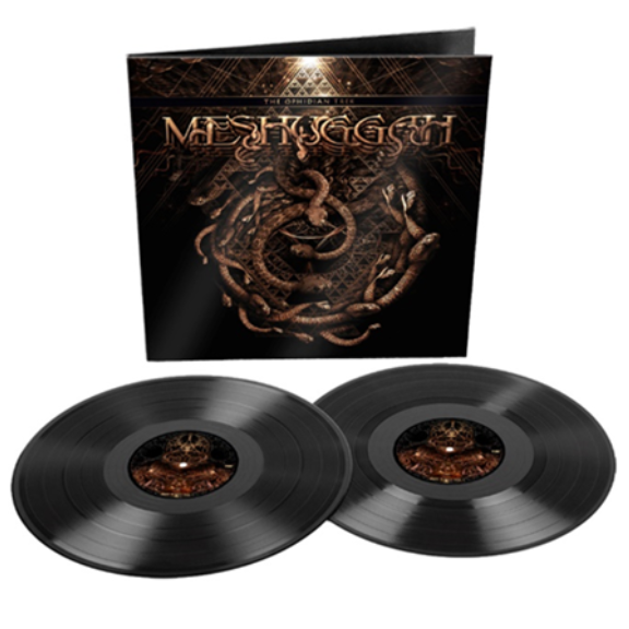 Meshuggah The Ophidian Trek LP 2021