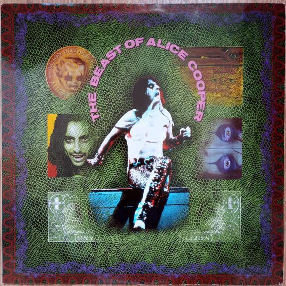 Alice Cooper The Beast Of Alice Cooper  LP 0