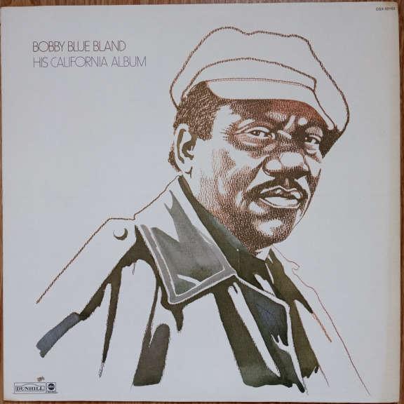Bobby Blue Bland His California Album LP 0
