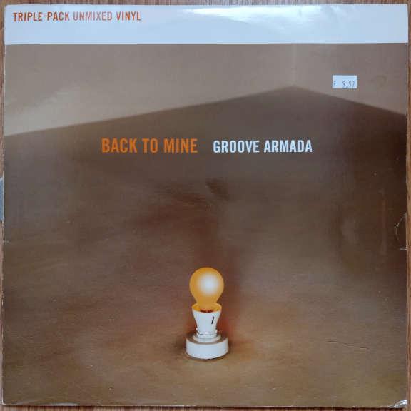 Groove Armada Back To Mine LP 0