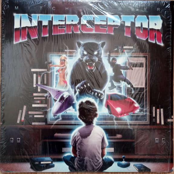 Mitch Murder Interceptor LP 0