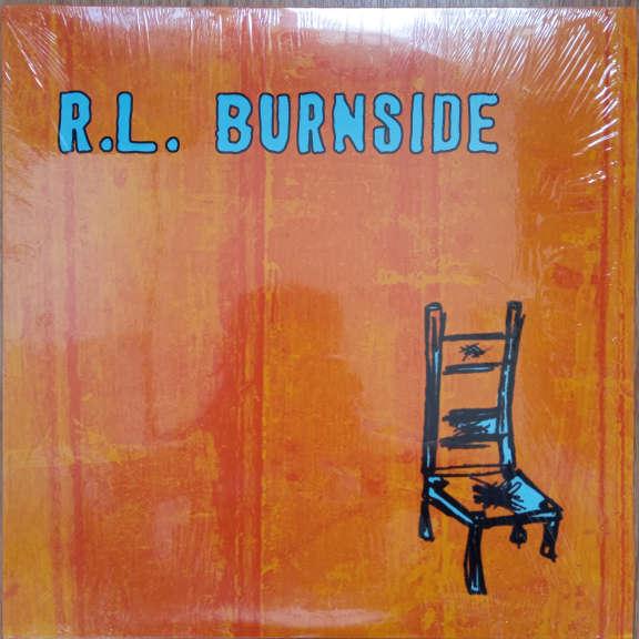 R.L. Burnside Wish I Was In Heaven Sitting Down LP 0