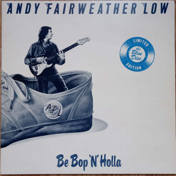 Andy Fairweather Low Be Bop 'N' Holla LP 0