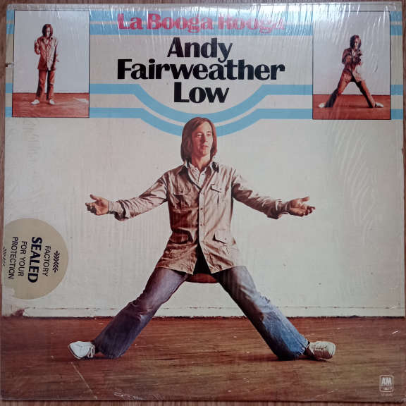 Andy Fairweather Low La Booga Rooga LP 0