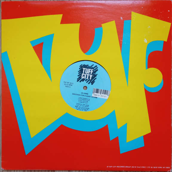 45 King Grooves For A Quiet Storm LP 0