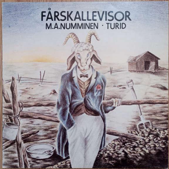 M.A. Numminen & Turid Fårskallevisor LP 0