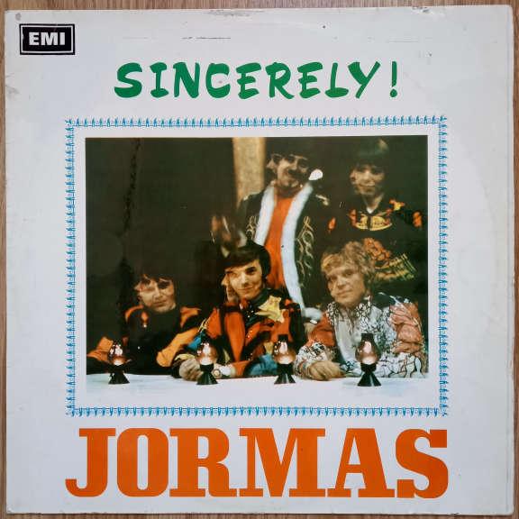 Jormas Sincerely LP 0