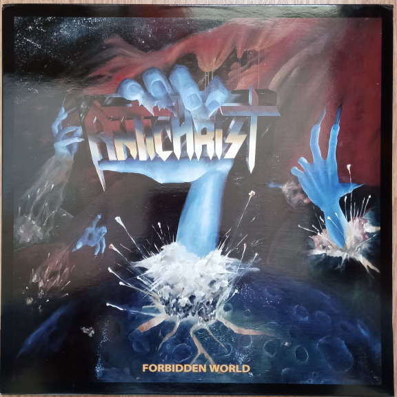 Antichrist Forbidden World LP 0