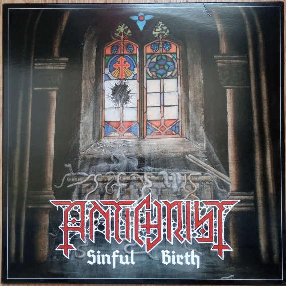 Antichrist Sinful Birth LP 0