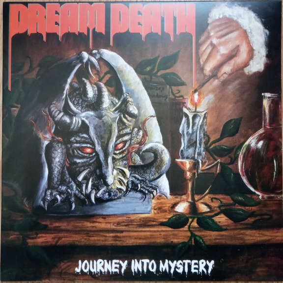Dream Death Journey Into Mystery LP 0