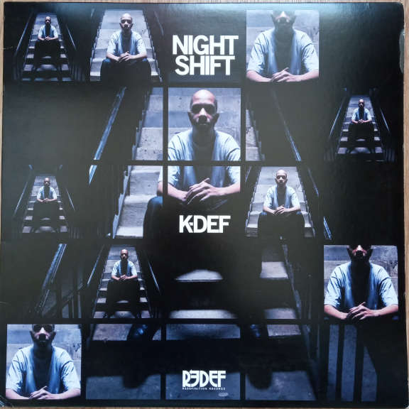 K-Def Night Shift LP 0